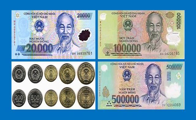 Uang Vietnam