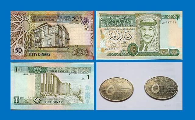 Uang Yordania