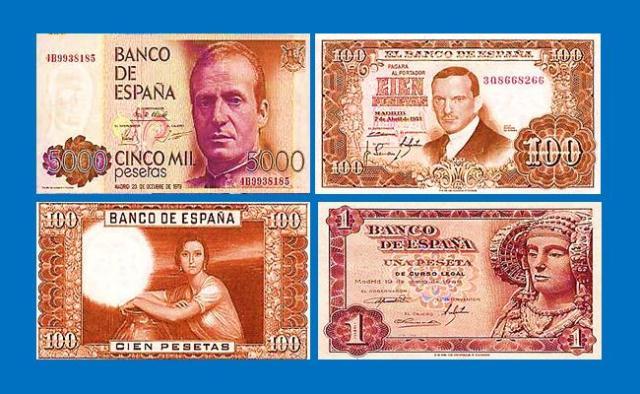 Uang Spanyol