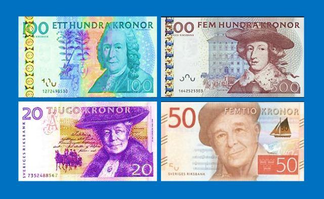 Uang Swedia