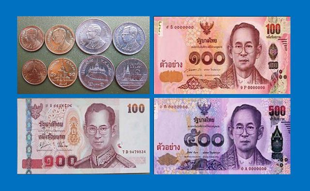 Uang Thailand