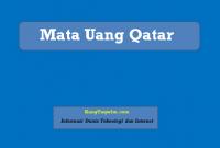 Mata Uang Qatar