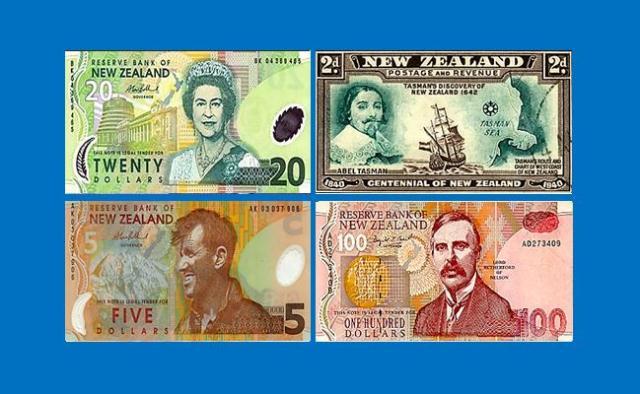 Uang Selandia Baru