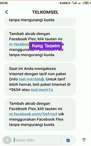 SMS Telkomsel
