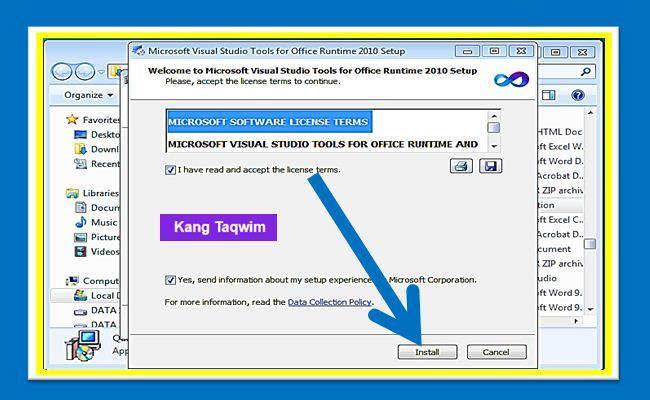 Microsoft Software License