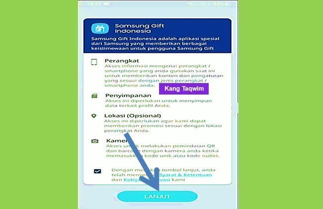 Perangkat Samsung