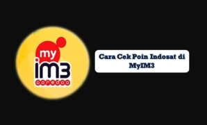 Cara Cek Poin Indosat di MyIM3