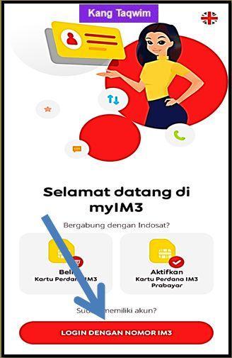 Selamat datang di MyIM3