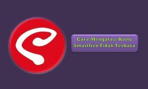 Kartu Smartfren Tidak Terbaca