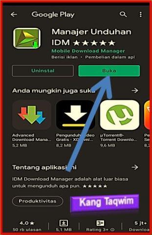 Buka IDM
