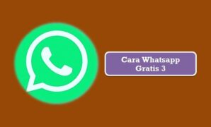 Cara Whatsapp Gratis 3