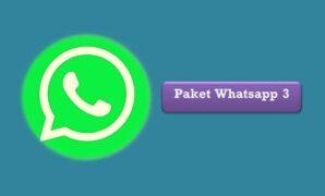 Paket Whatsapp 3