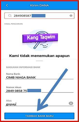 Tambah Bank