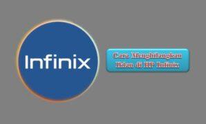 Cara Menghilangkan Iklan di HP Infinix