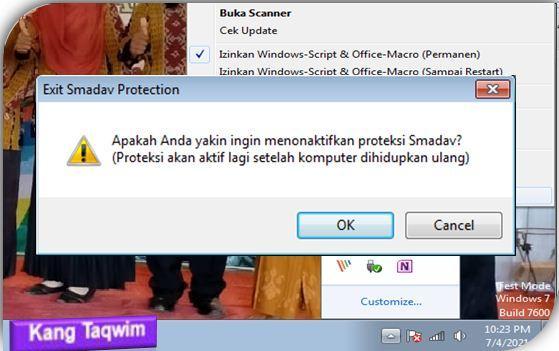 Smadav Protection