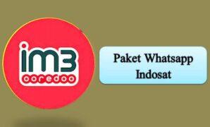 Cara Daftar Paket Whatsapp Indosat