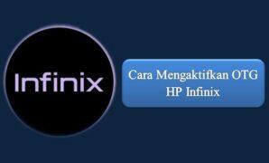 Cara Mengaktifkan OTG HP Infinix
